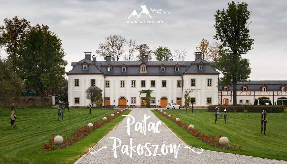Pałac Pakoszów, Dolina Pałaców i Ogrodów, Kotlina Jeleniogórska, Dolny Śląsk, www.katraf.com