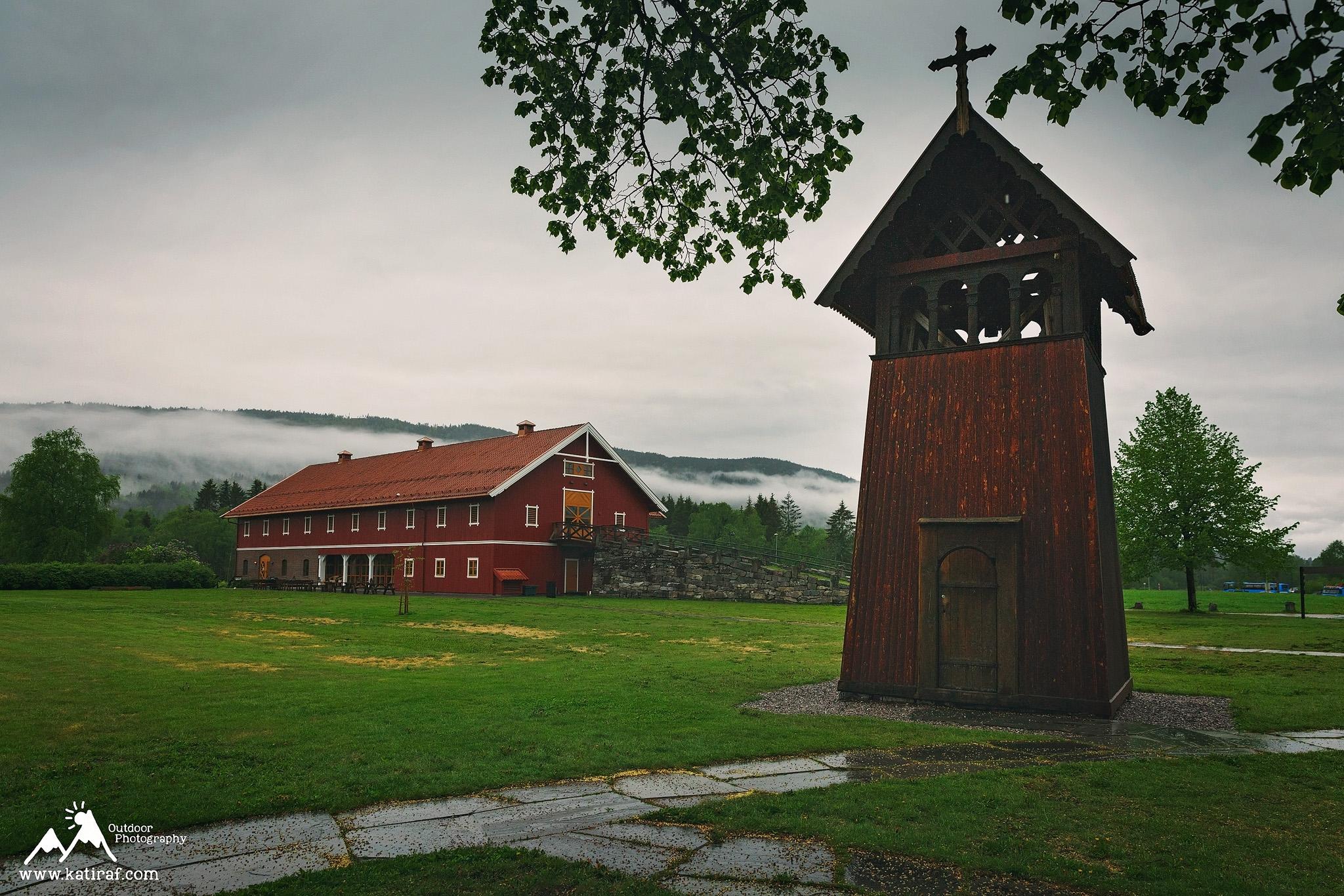 katiraf-norwegia-heddal-kosciol-klepkowy