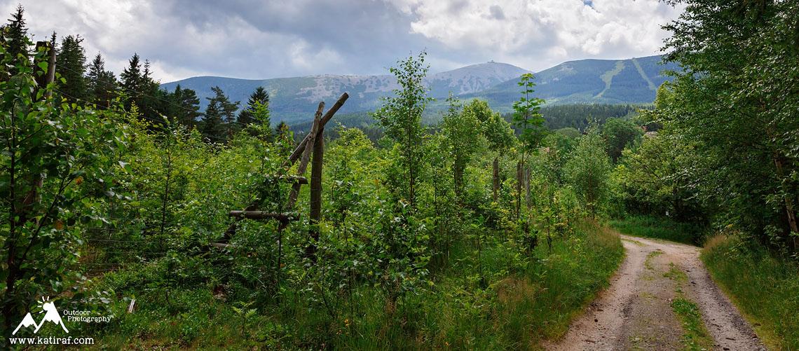 Spacer w Karpaczu, www.katiraf.com