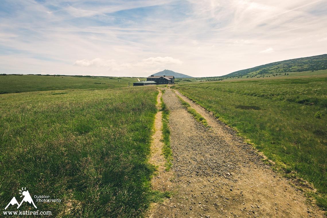 Wędrówka na Kozie Grzbiety, Czeskie Karkonosze, www.katiraf.com