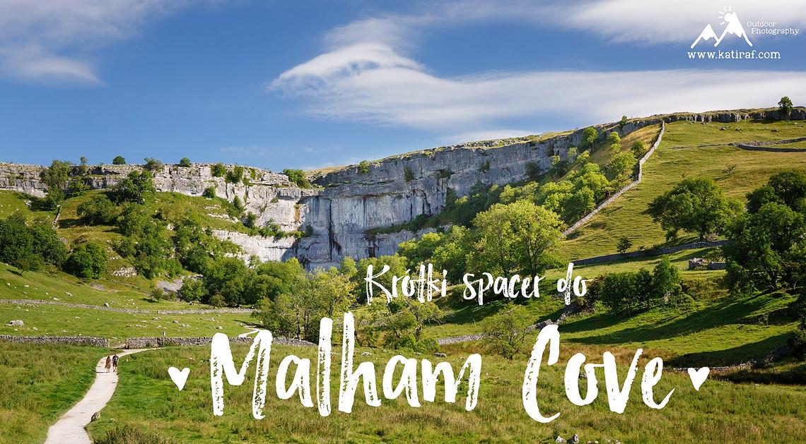 Krótki spacer do Malham Cove, Park Narodowy Yorkshire Dales, www.katiraf.com