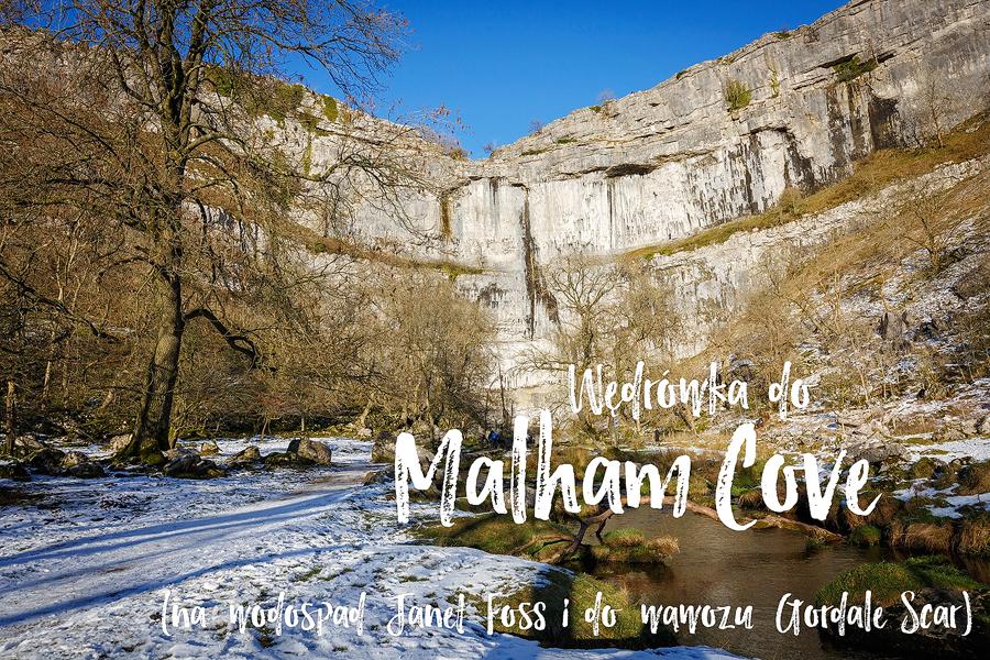 Wędrówka do Malham Cove. Yorkshire Dales, www.katiraf.com
