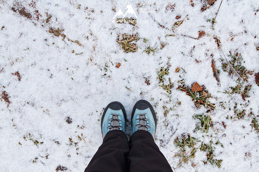 Zimowa wędrówka na Śnieżkę, www katiraf.com