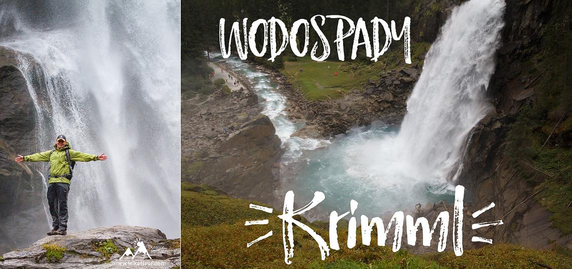 Wodospady Krimml, Austria www.katiraf.com