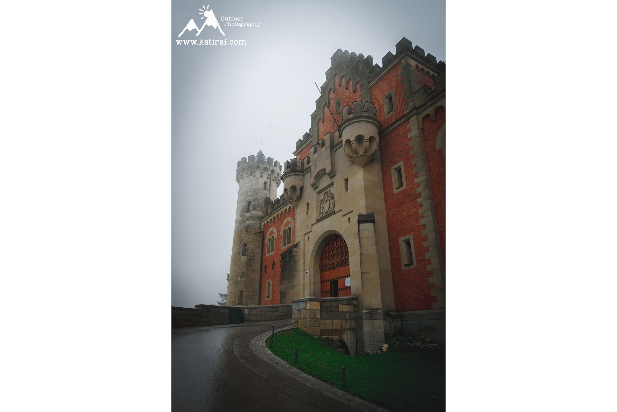 Najpiękniejsze zamki w Europie Zamek Neuschwanstein www.katiraf.com