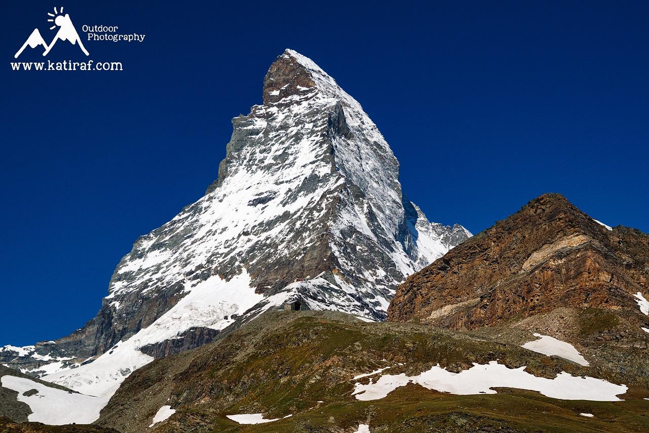 Zermatt, kolejka linowa na Klein Matterhorn, Szwajcaria www.katiraf.com