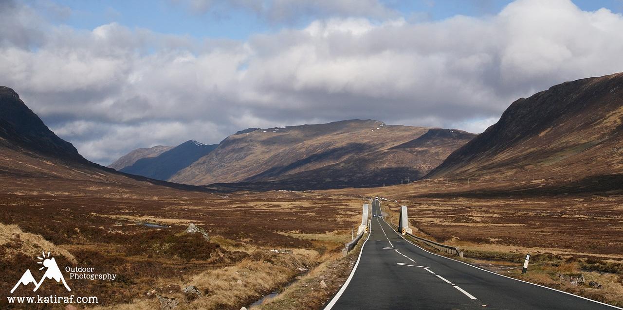 Glen Coe, Szkocja, www.katiraf.com