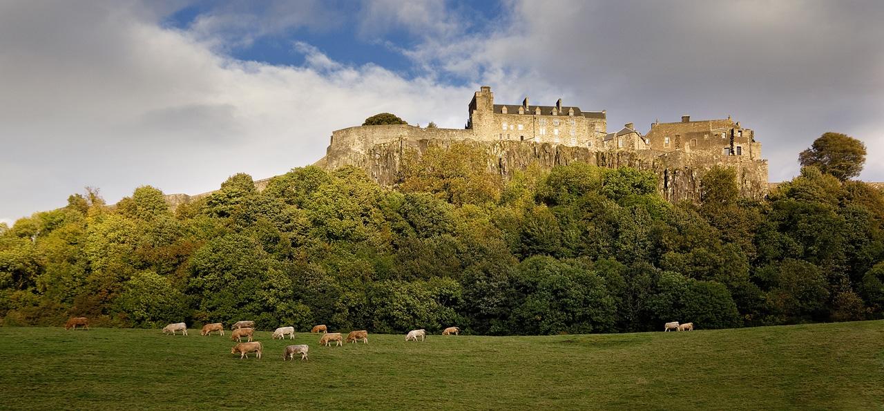 Zamek Stirling, Szkocja www.katiraf.com