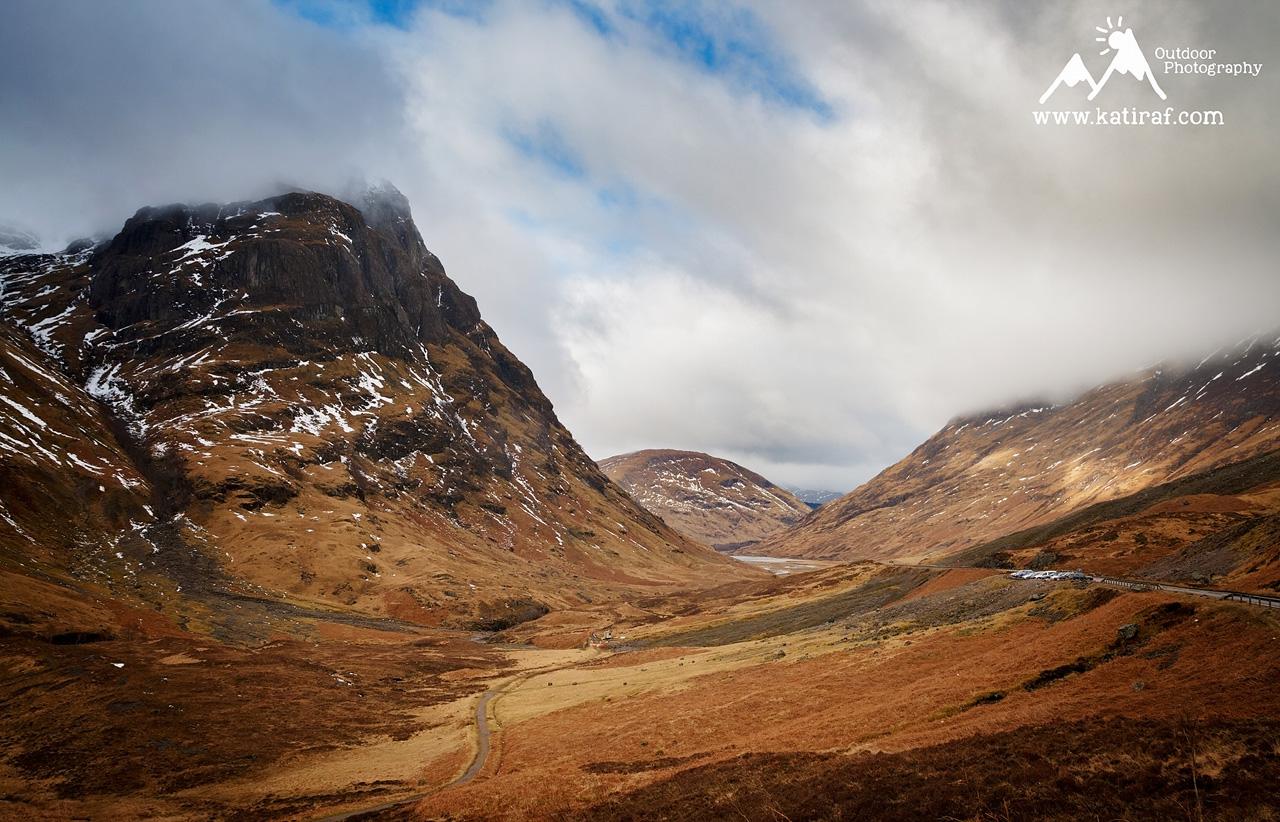 Dolina Glen Coe, Szkocja, www.katiraf.com