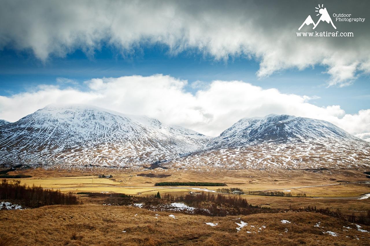 Glen Etive, Szkocja www.katiraf.com