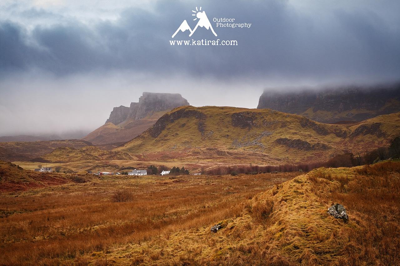 Quiraing, Wyspa Skye, Szkocja www.katiraf.com