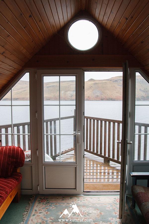 Waterfront Bunkhouse. Szkocja, www.katiraf.com