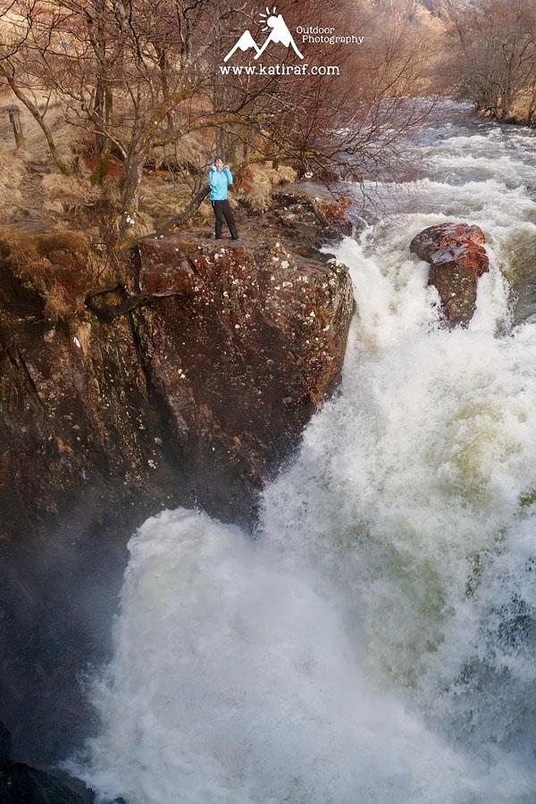 Wodospady Lower Falls www.katiraf.com