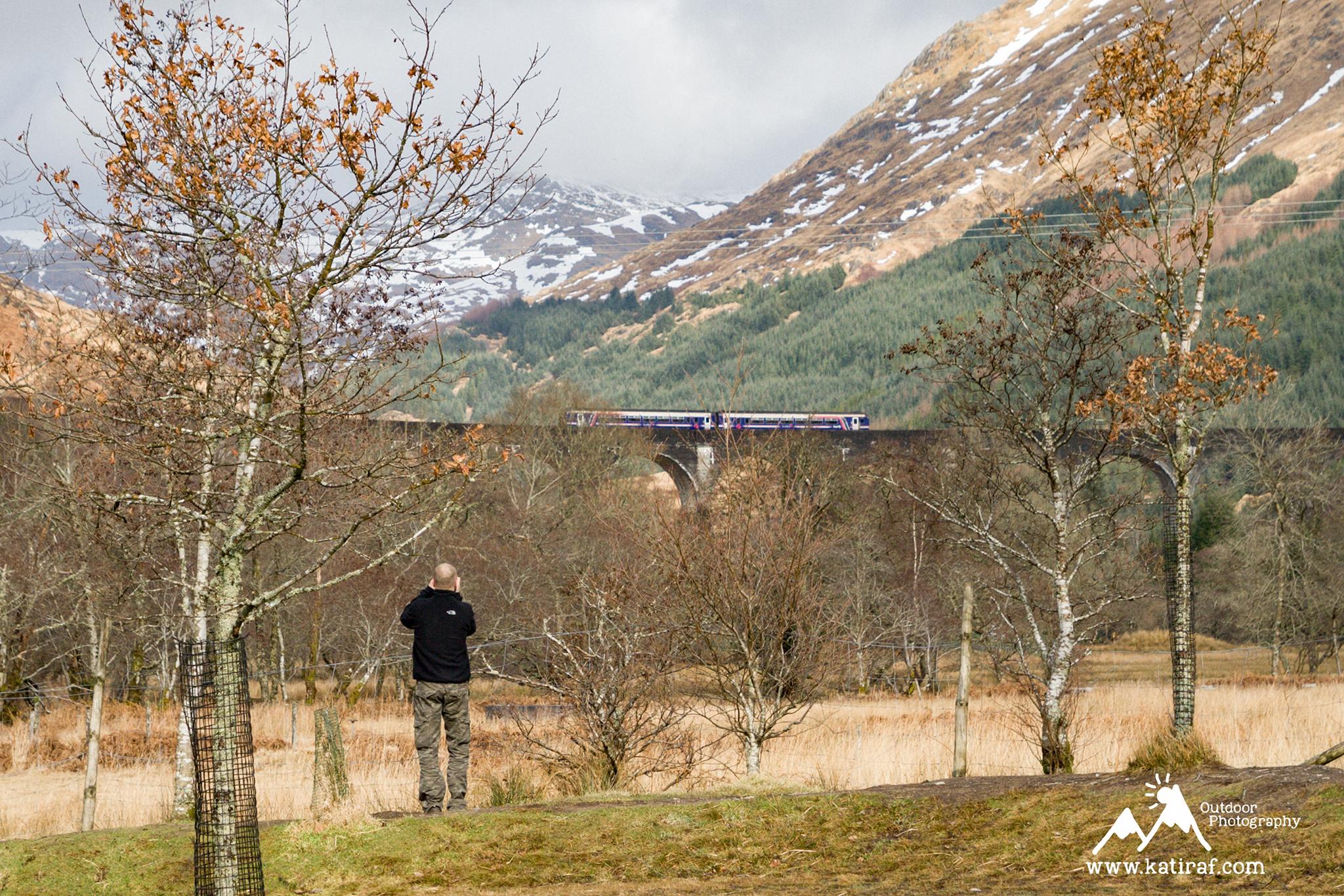 Wiadukt kolejowy Glenfinnan www.katiraf.com
