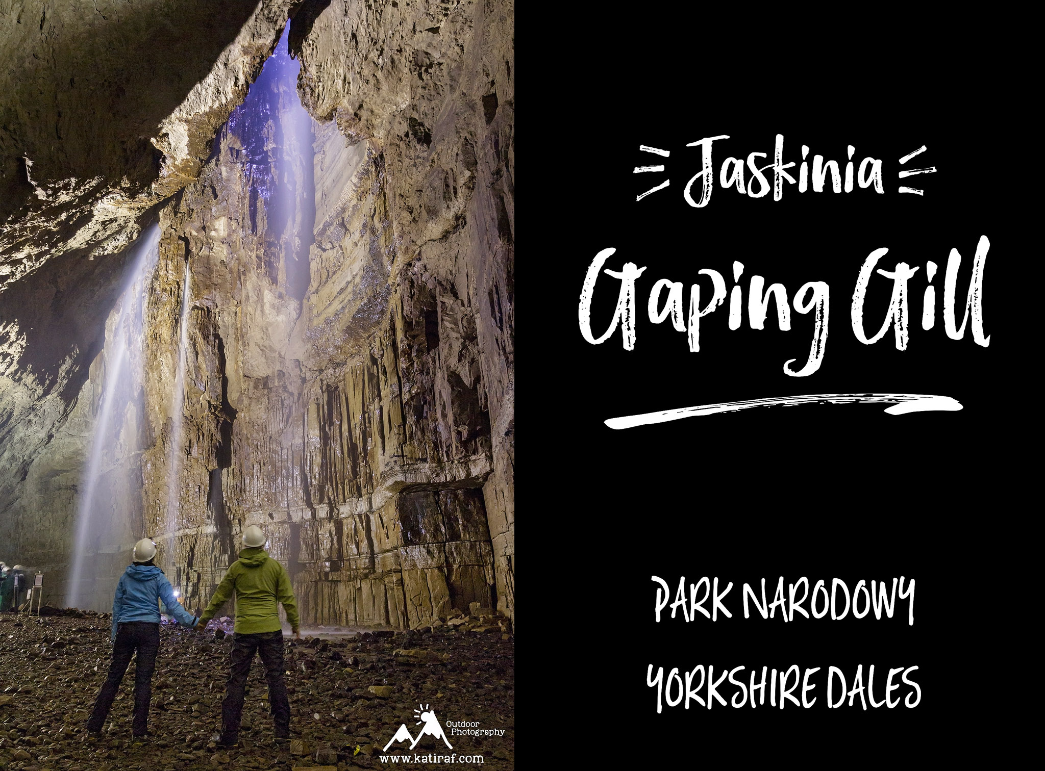 Jaskinia Gaping Gill, www.katiraf.com