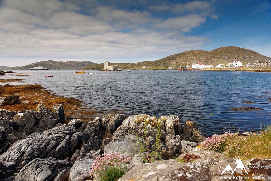 Wyspa Barra, Hebrydy Zewnętrzne, Szkocja www.katiraf.com