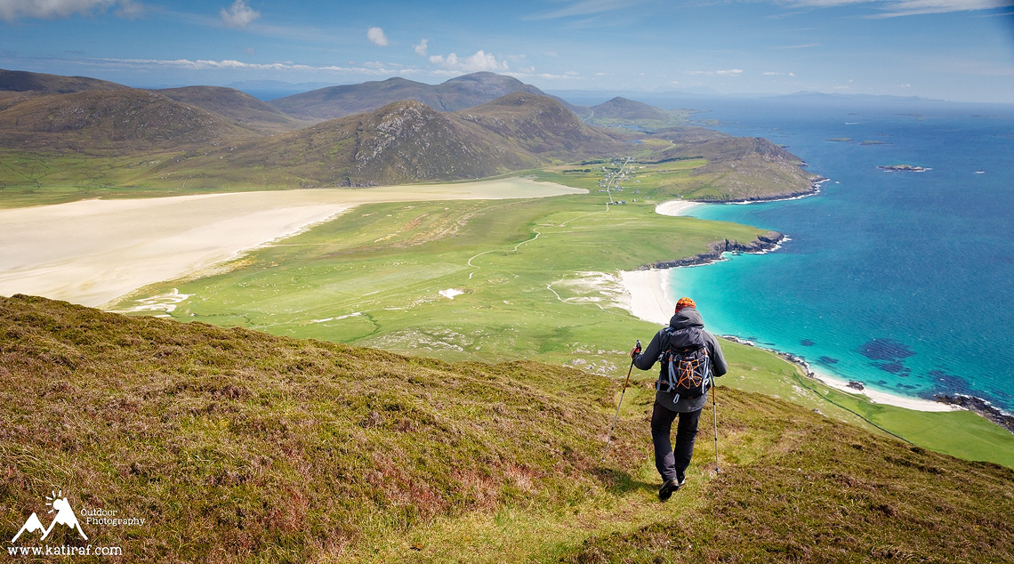 Wyspa Harris, Szkocja