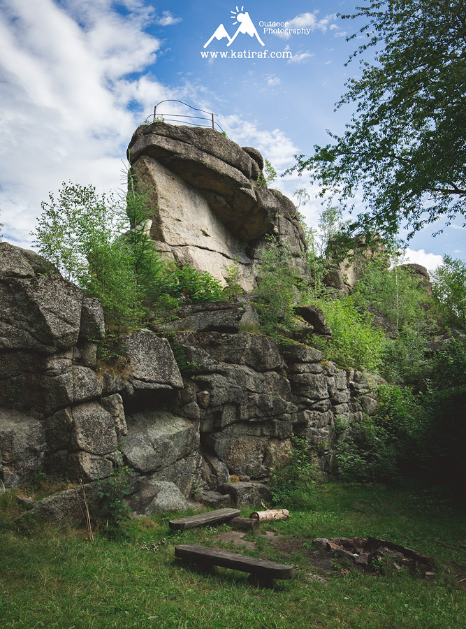 Wędrówka na Bobrowe Skały, Góry Izerskie www.katiraf.com