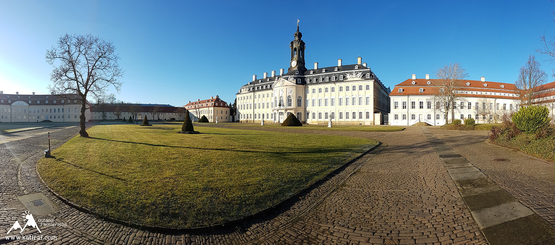 Zamek Myśliwski Hubertusburg, Wermsdorf