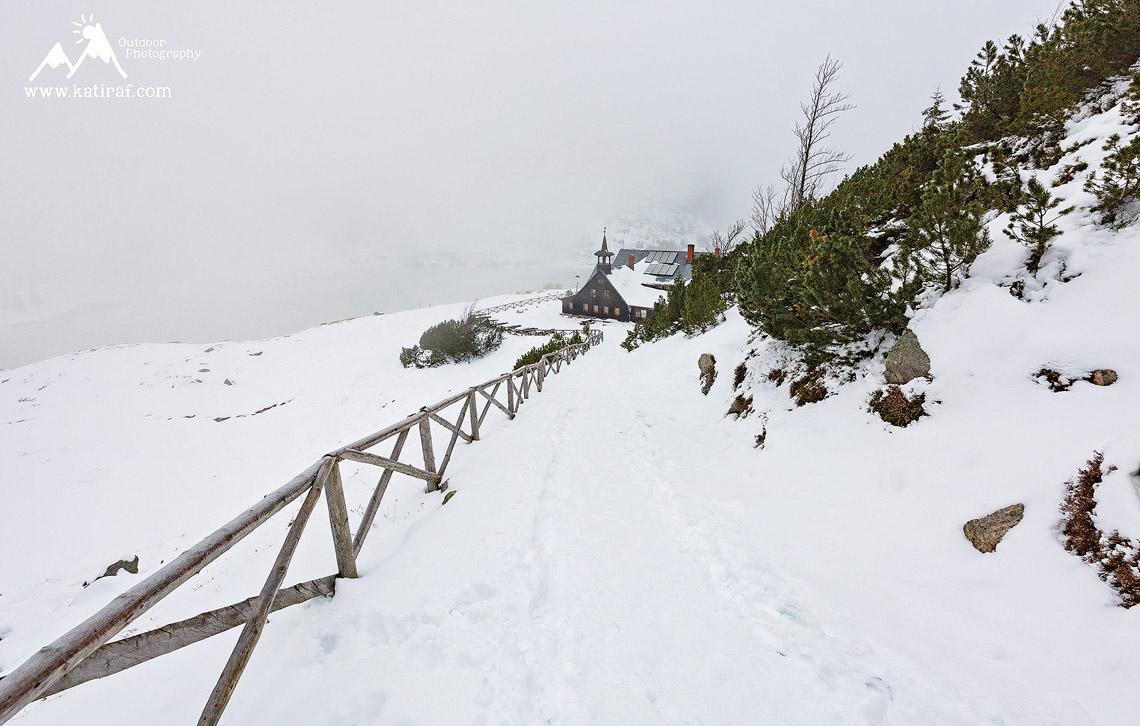 Zimowa wędrówka do Strzechy Akademickiej (i Samotni) www.katiraf.com