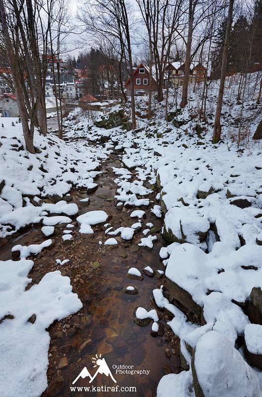 Wędrówka w Szklarskiej Porębie - Wędrówka na wodospad Kamieńczyka, Szklarki i do Chatki Robaczka