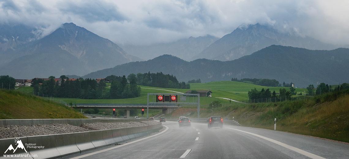 Podróż do Szwajcarii - początek i pierwsze wrażenia, www.katiraf.com