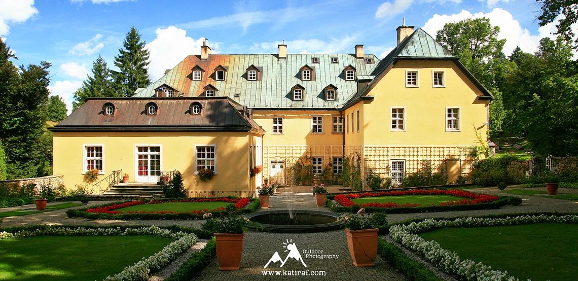 Pałac Staniszów,
