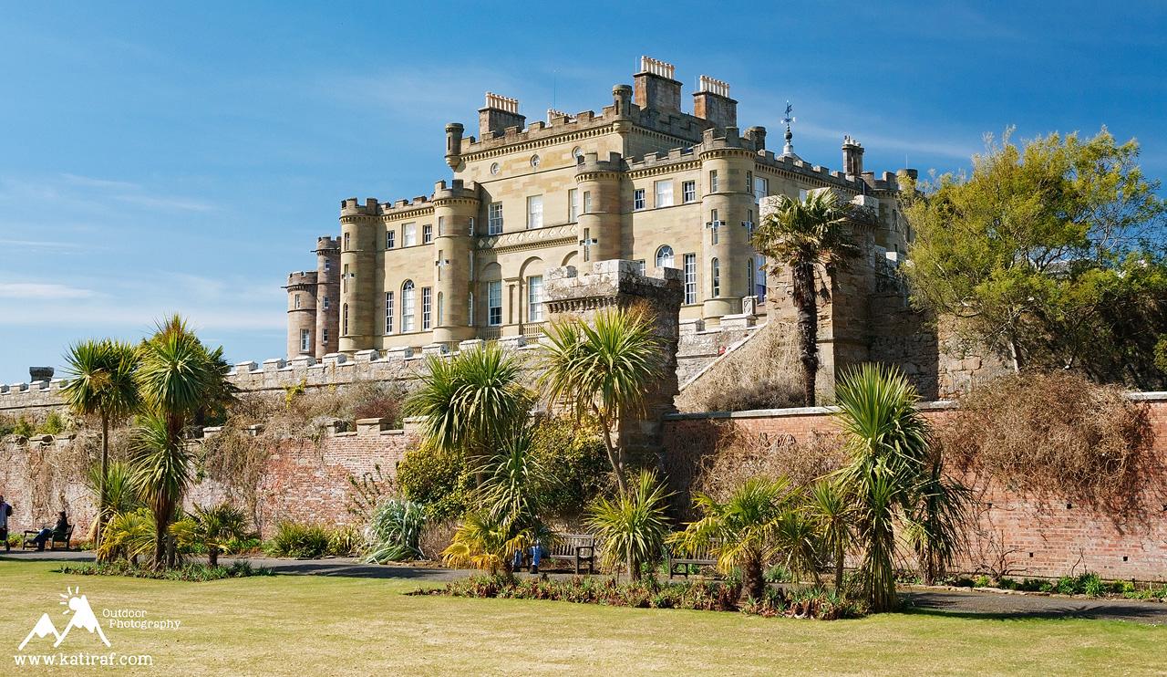 Zamek Culzean Castle Szkocja www.katiraf.com