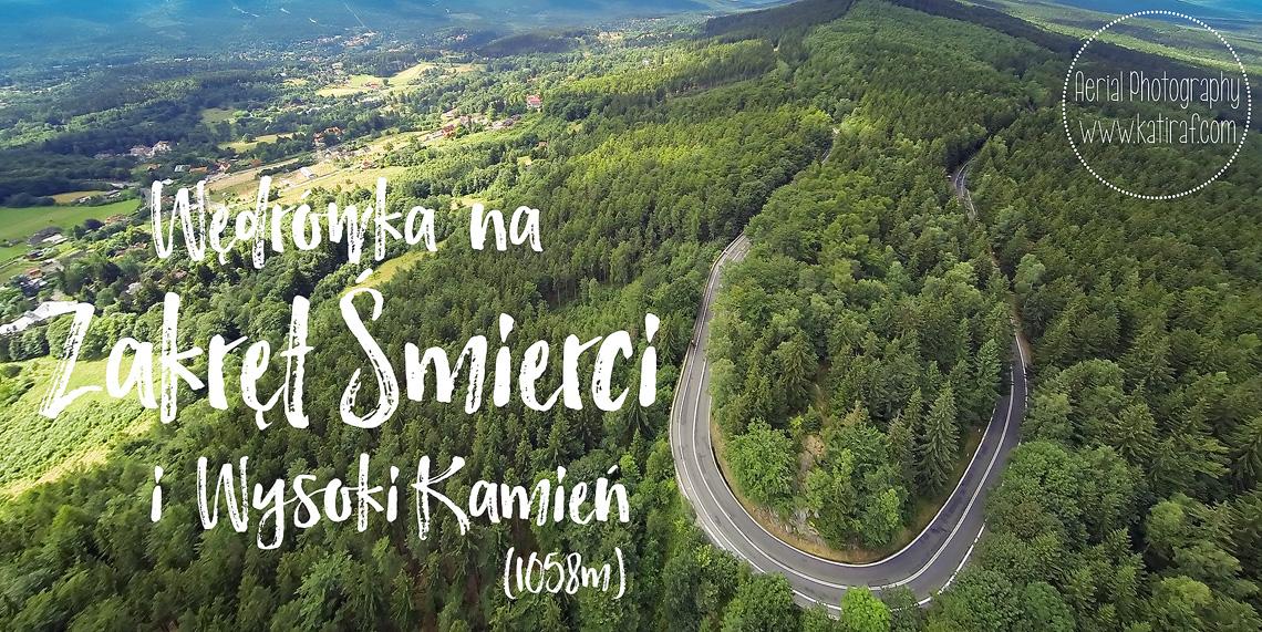 Wędrówka na Zakręt Śmierci i Wysoki Kamień, Szklarska Poręba, www.katiraf.com