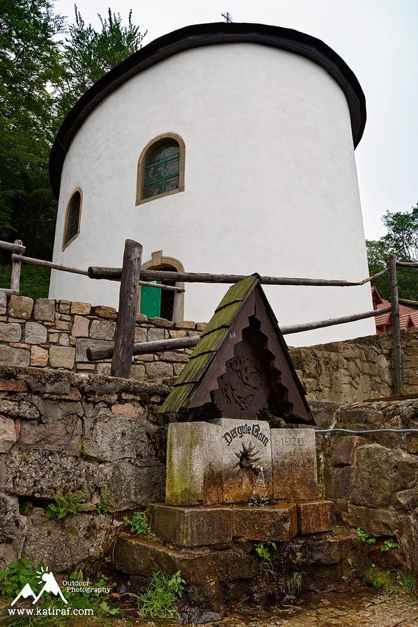 Wędrówka do Kaplicy św. Anny z Karpacza Górnego (Wangu)
