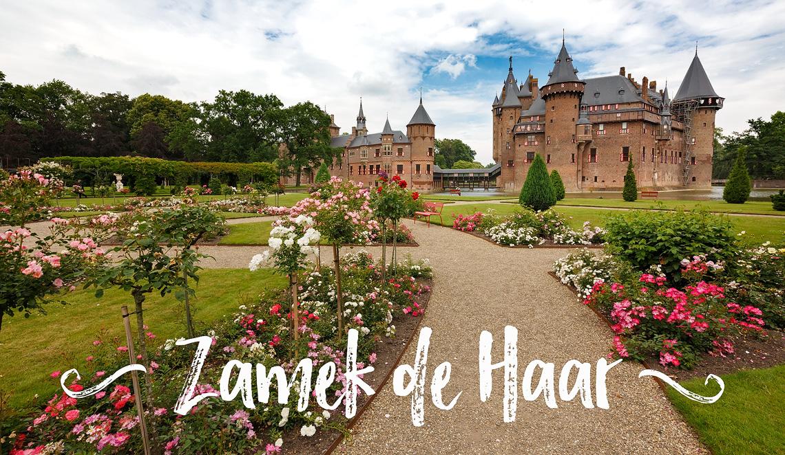 Zamek de Haar, Holandia
