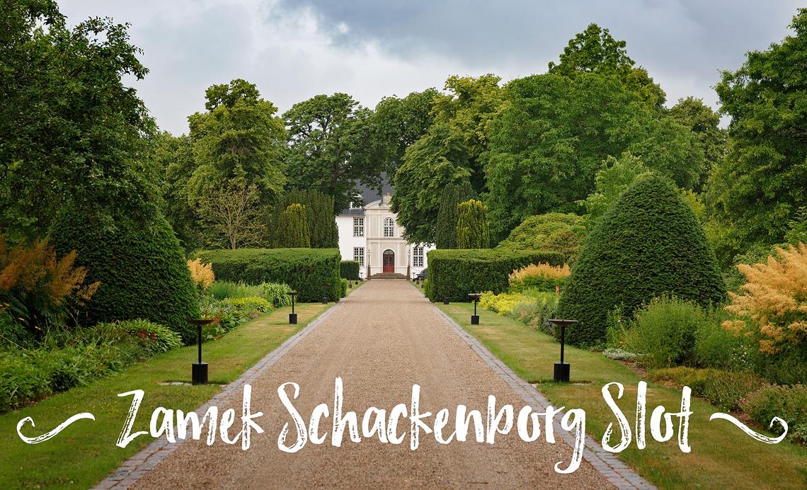 Zamek Schackenborg Slot, Dania, www.katiraf.com