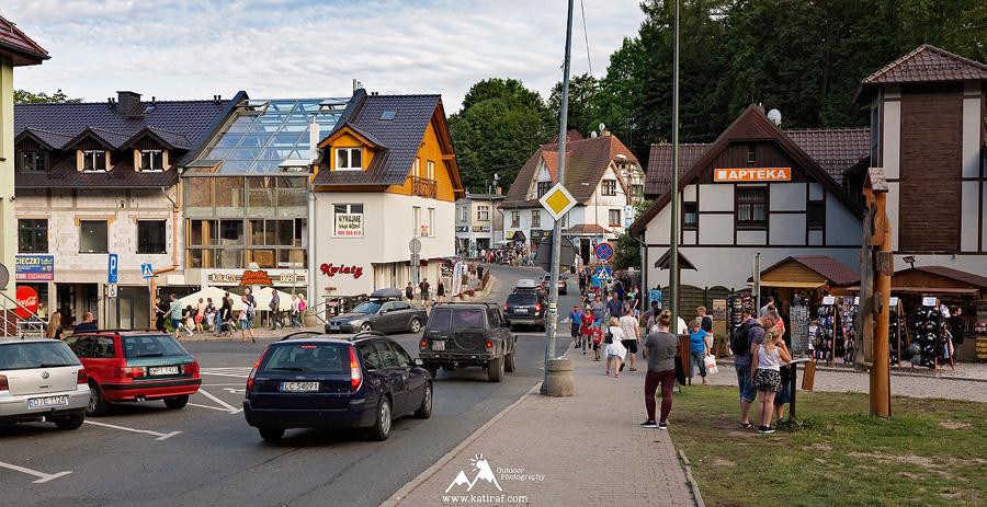 Wędrówka z Jakuszyc na Halę Szrenicką przez Owcze Skały, www.katiraf.com