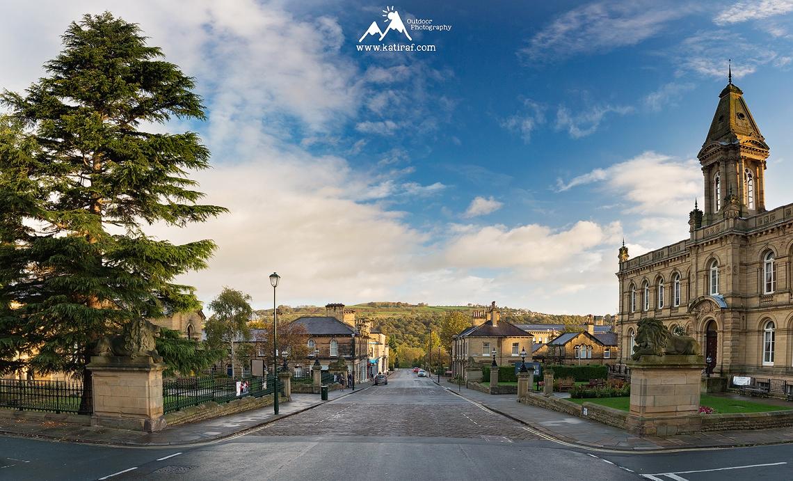 Co zwiedzić w Yorkshire? Wieś Saltaire, www.katiraf.com