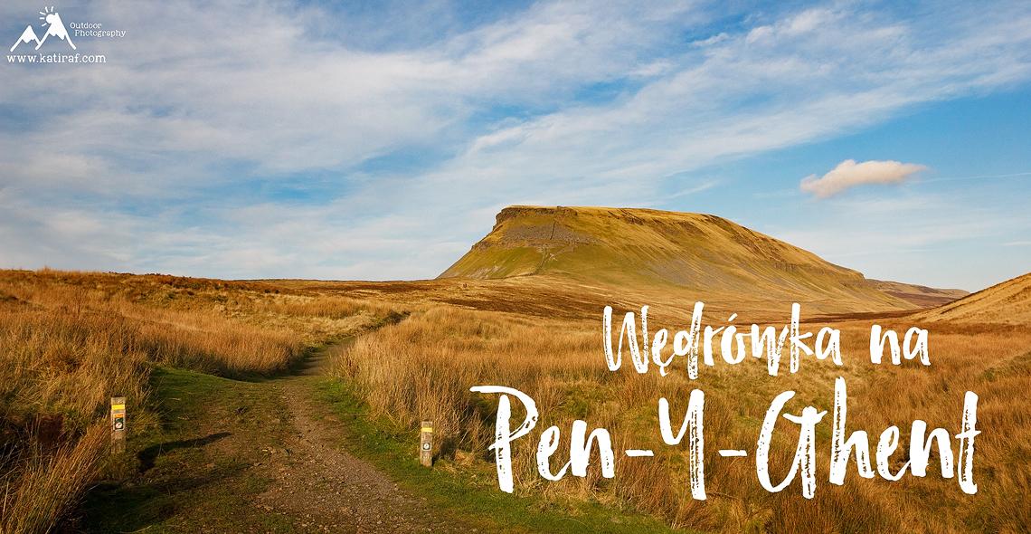 Co zobaczyć w Yorkshire? Szczyt Pen-y-Ghent! Katiraf.com