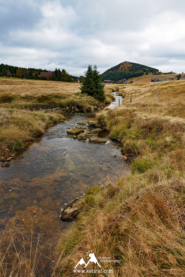 Spacer w Jizerce i na wodospad Mumlawy, Góry Izerskie i Karkonosze, www.katiraf.com