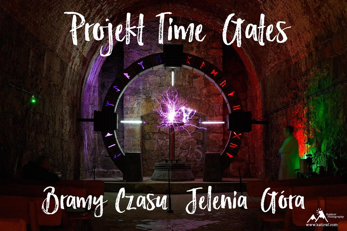 Projekt Time Gates - Bramy Czasu w Jeleniej Górze www.katiraf.com