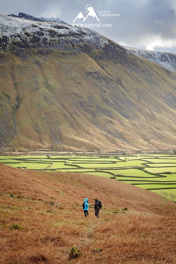 Wieś Wasdale Head i zatoka St Bees, Lake District www.katiraf.com