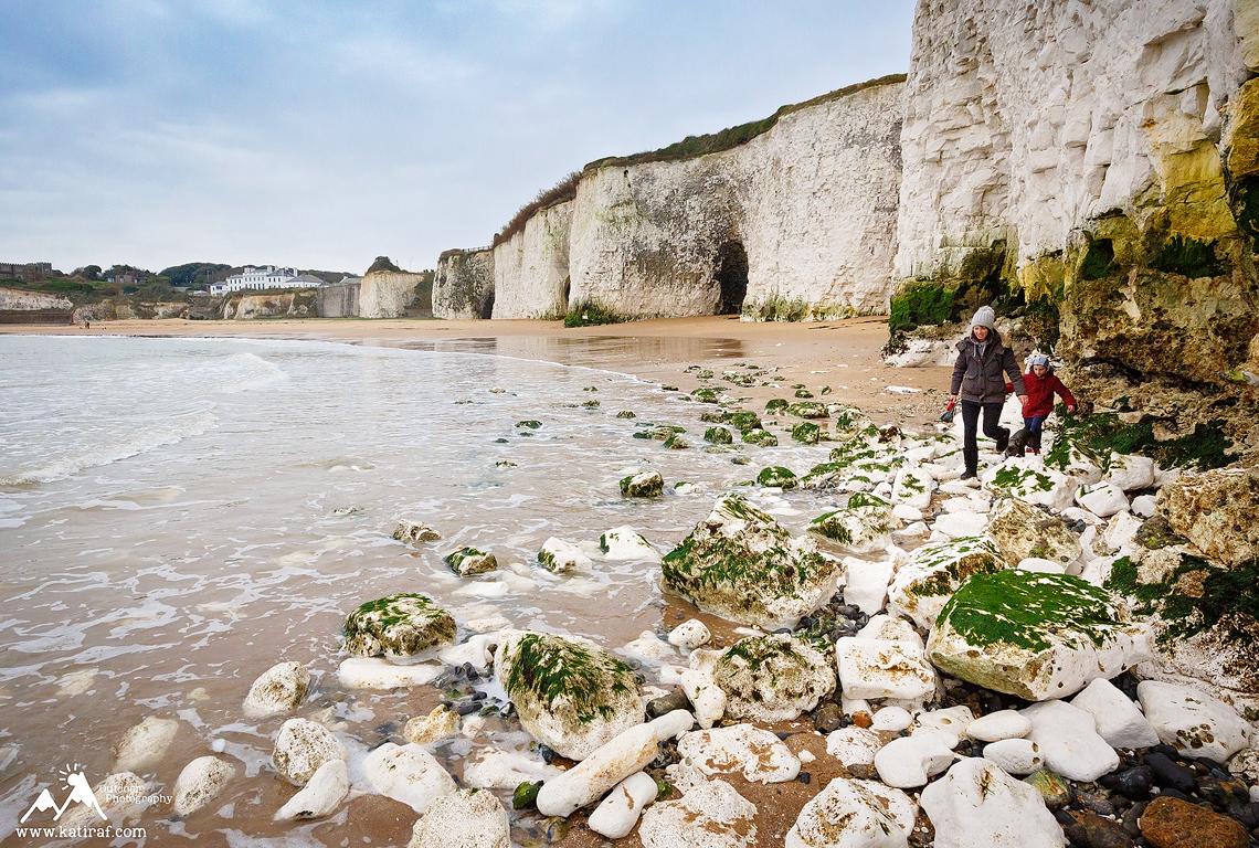 Plaża Botany Bay i plaża Kingsgate, www.katiraf.com