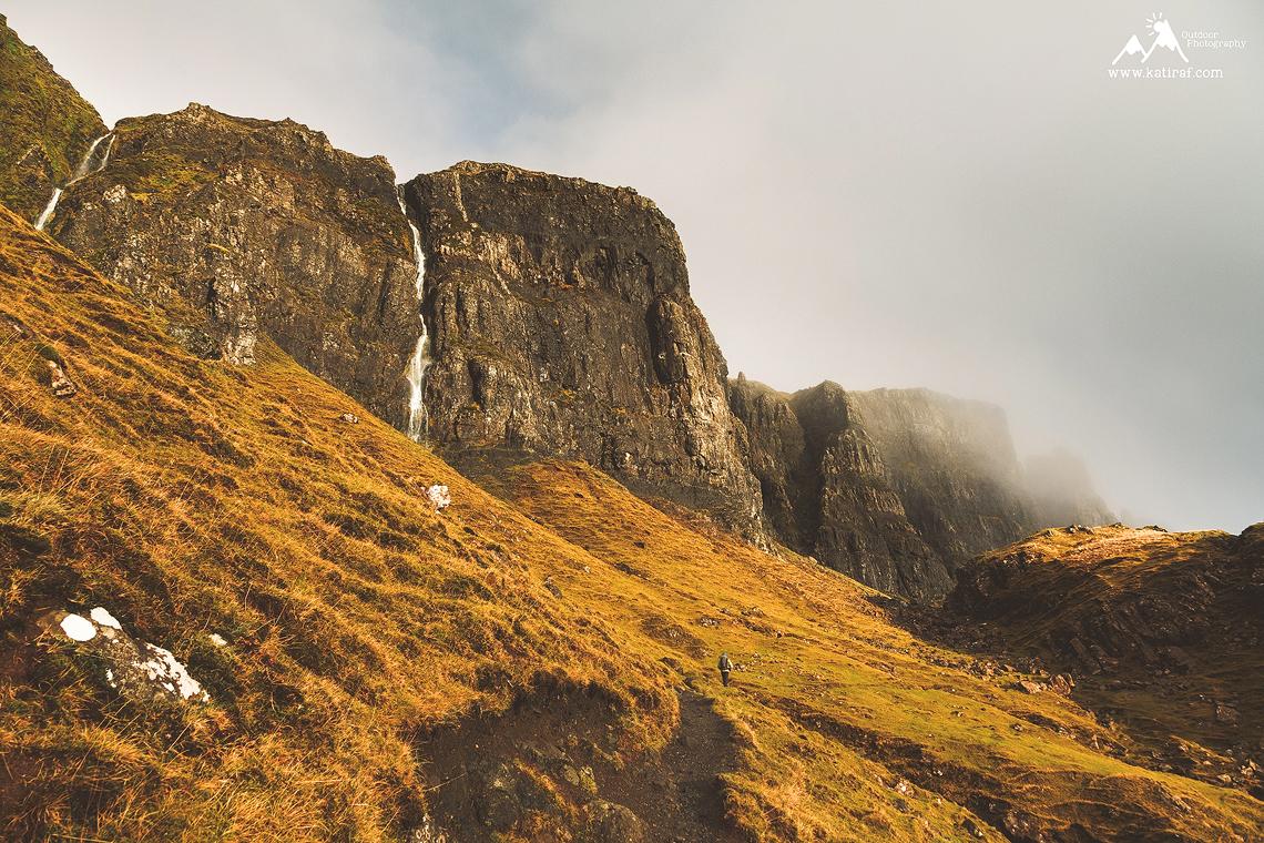 Wyspa Skye w jeden dzień, Szkocja, www.katiraf.com
