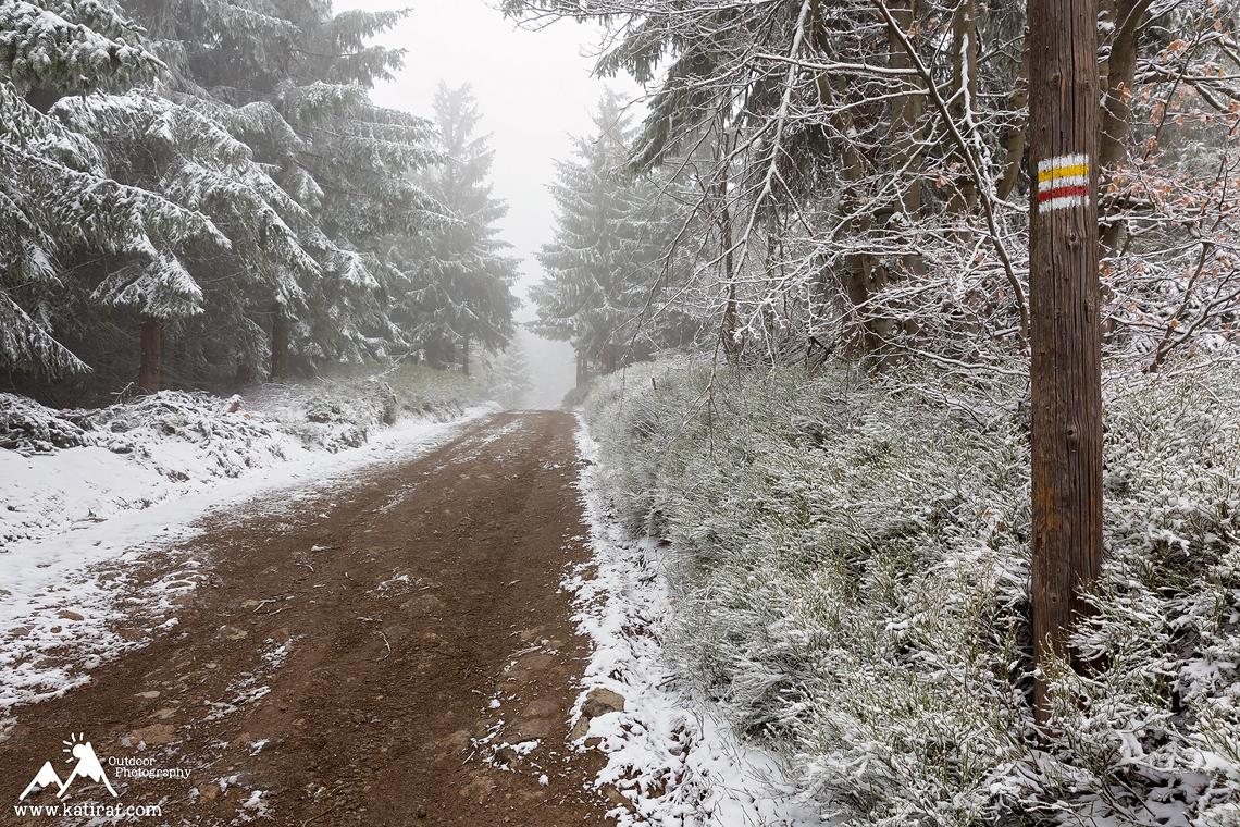 Wiosenna wędrówka na Wysoki Kamień, Góry Izerskie www.katiraf.com