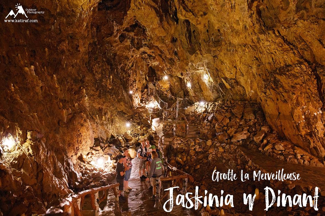 Jaskinia w Dinant, www.katiraf.com