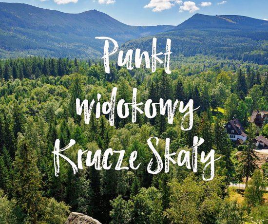Punkt widokowy Krucze Skały, Karpacz www.katiraf.com