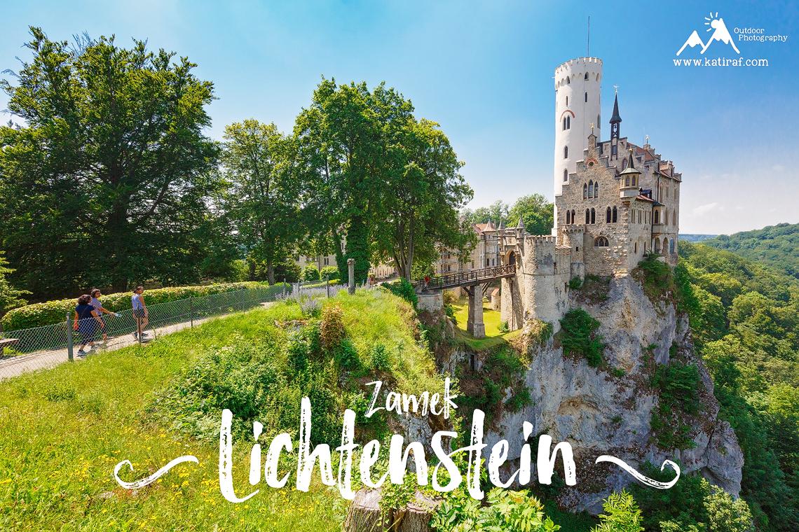 Zamek Lichtenstein, Niemcy www.katiraf.com