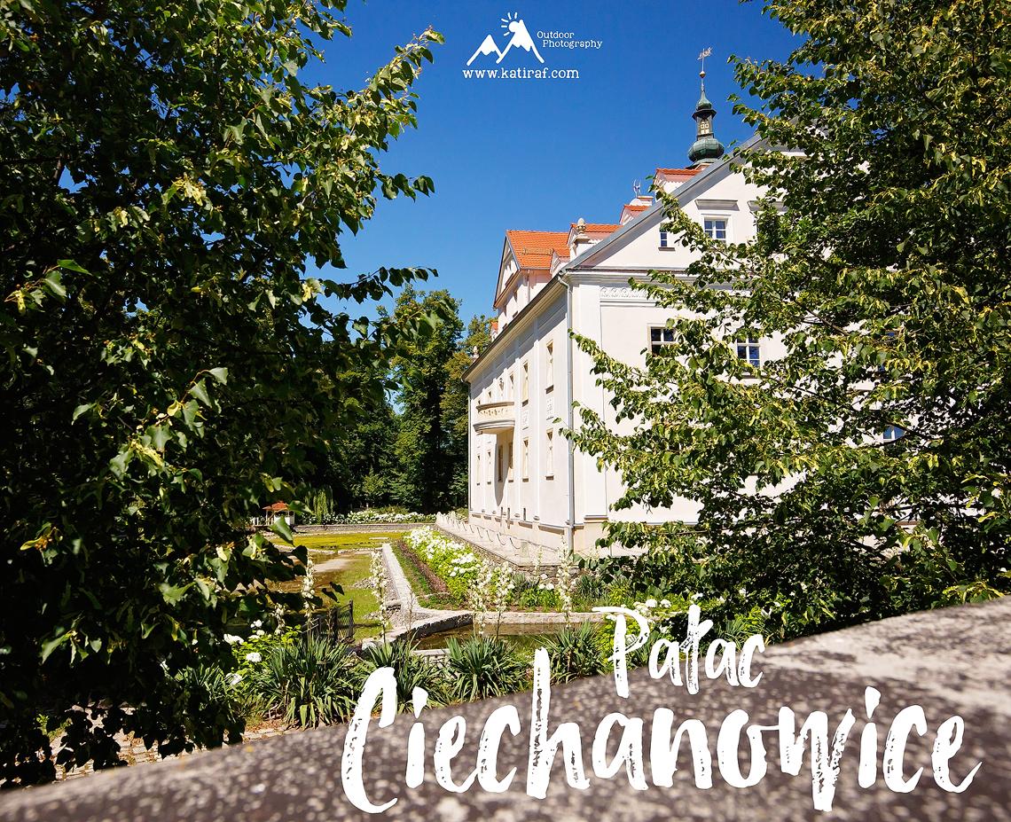 Pałac Ciechanowice i wieża widokowa