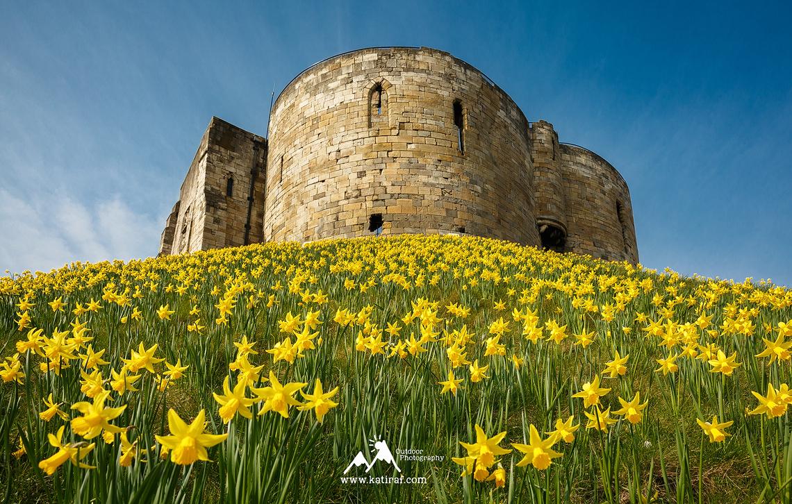 Zamki w Yorkshire, www.katiraf.com