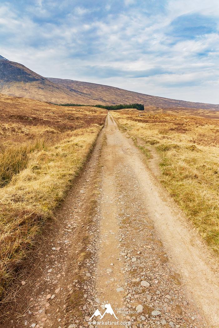 Wędrówka do doliny Glen Coe