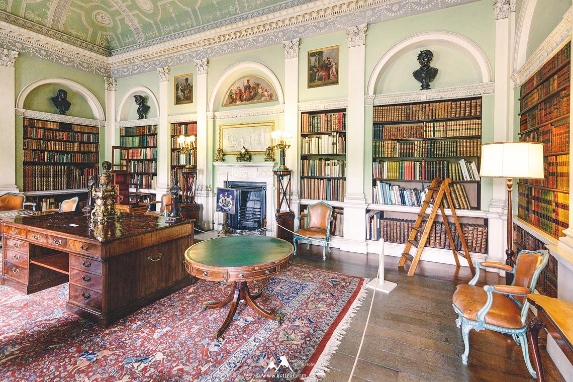 Rezydencja Harewood House, West Yorkshire, www.katiraf.com