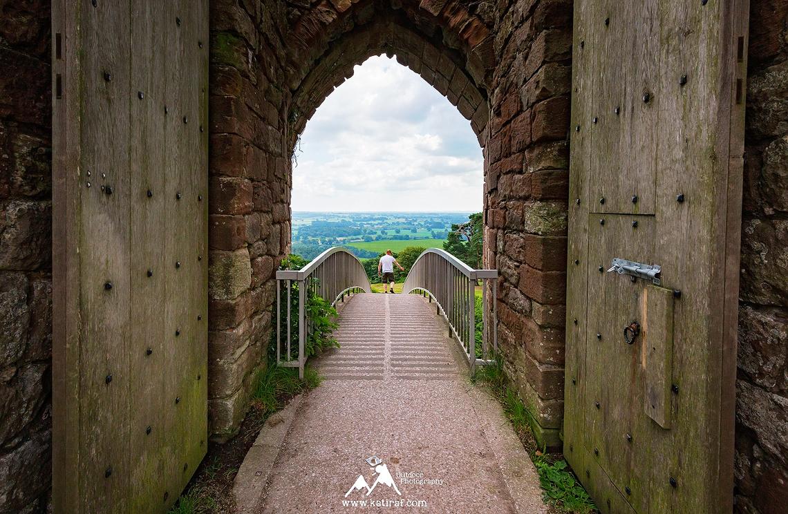 Zamek Beeston, Cheshire, www.katiraf.com