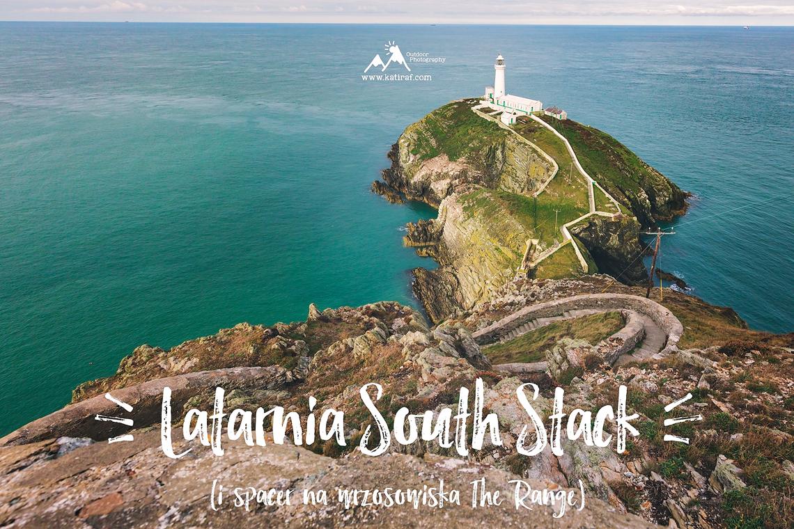 Latarnia South Stack, Holy Island, Anglesey www.katiraf.com